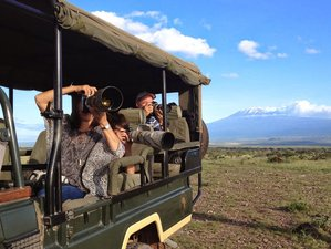 8 Days Best Luxury Safari in Kenya