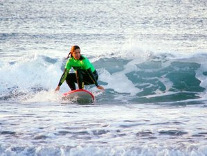 8 Days Wave and Kite Surfing Camp in Spain