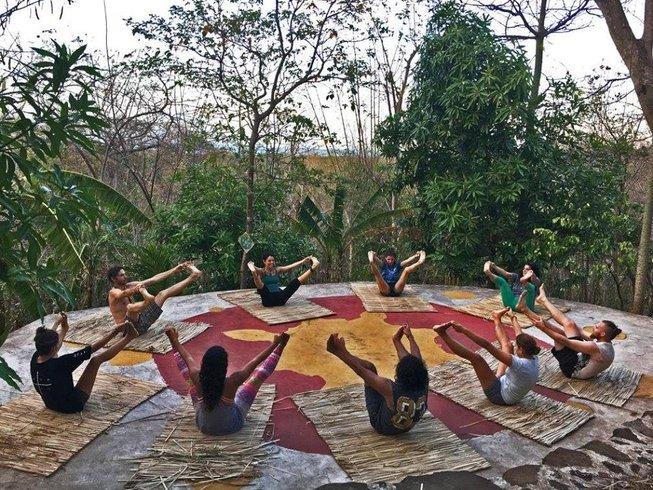 4 Days Yoga Intensive in Ometepe Island, Nicaragua