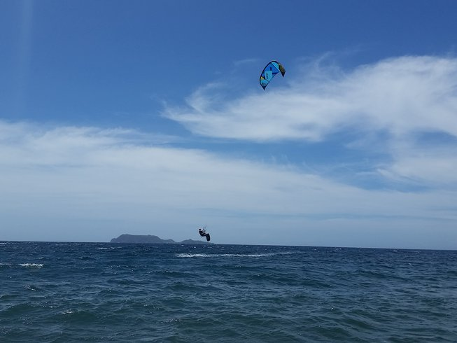 7 Days Kitesurf Camp in Zamboanguita, Negros Island, Philippines
