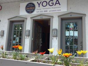 40 Tage 200-Stunden Yogalehrer Ausbildung in Montreal, Quebec