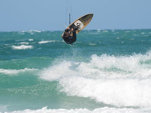 8 Days Kitesurfing Camp in Peniche, Portugal
