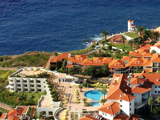 8 Days Madeira Yoga Retreat Portugal
