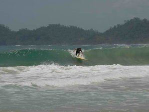 5 Days Eco-Friendly Surf Camp Panama