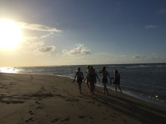 8 Days Surf and Yoga Retreat in the Dominican Republic