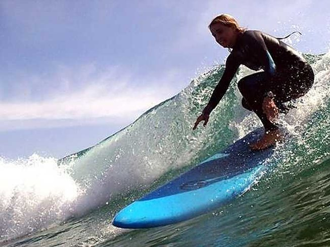 8 Days All-inclusive Surf Holiday Package