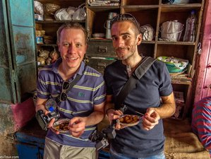 2 Day Private Culinary Experience in New Delhi With a Chef-Led Food Tour and Cooking Class