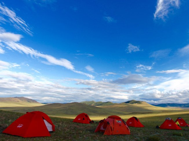 11 Days Royal Enfield Mongolia Motorcycle Tour