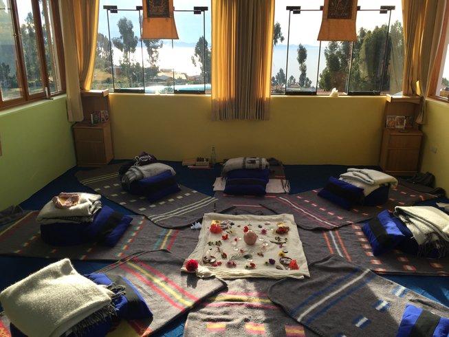 10 Tage Meditations und Yoga Urlaub auf Amantani Island, Peru