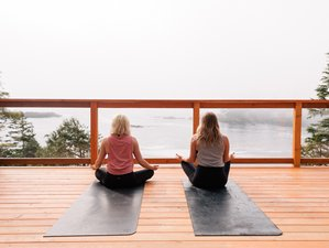 4 Days Women's Yoga Retreat: Self Care with Your Soul Sister in Ucluelet, BC, Canada