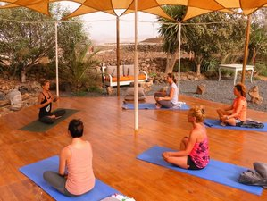 7 Days Ashtanga Vinyasa Yoga Retreat in Fuerteventura, Spain