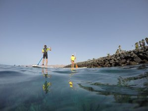 8 Days Surf, SUP and Yoga Retreat in Lanzarote, Canary Islands