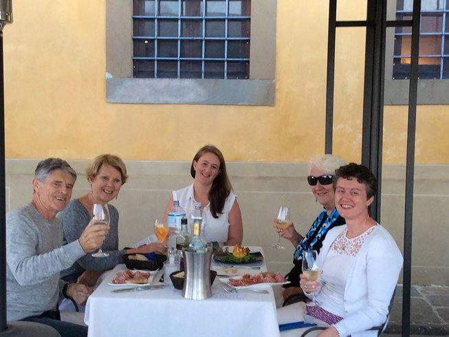 6 Days Culinary Tours Italy & Wine Tasting