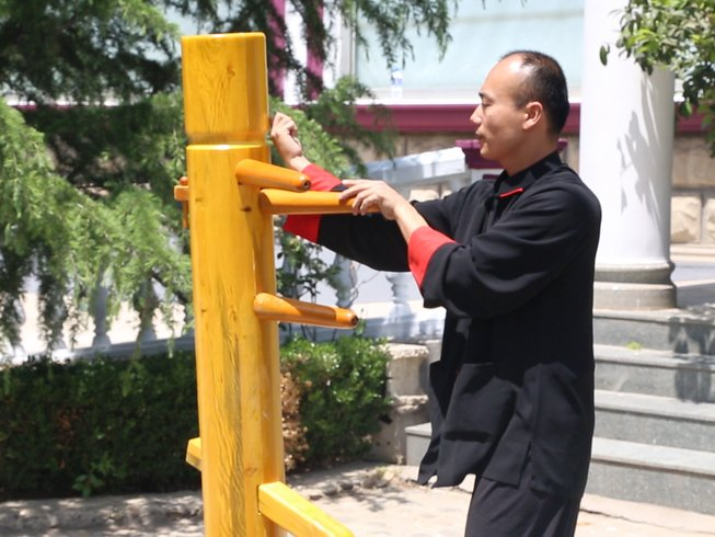 4 Months Qi Gong, Tai Chi & Kung Fu School in China