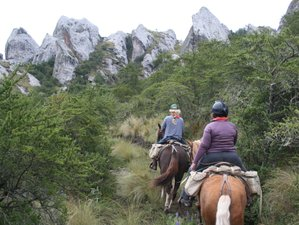4 Day Mountains and Valleys Horseback Riding Adventure in Cusco Region, Peru