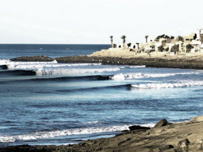 6-Daagse Yoga en Surf Retraite in Agadir, Marokko