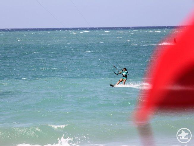 8 días retiro de yoga y kitesurf para mujeres en República Dominicana