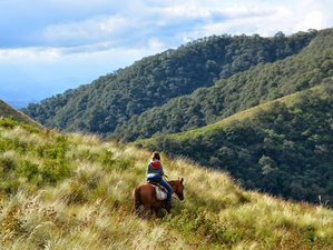 4 Day Mountain Horse Riding Tour in Tucumán, Argentina