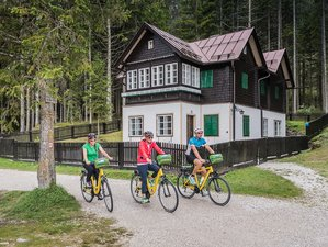 8 Days Dolomites to Venice Self-Guided Cycling Holiday in Italy
