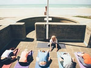 4 Days Jersey Surf Camp, Detox, and Yoga Retreat in Jersey
