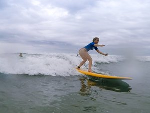 8 Day Spanish Lessons, Surf Camp and Volunteering in Santa Teresa, Puntarenas
