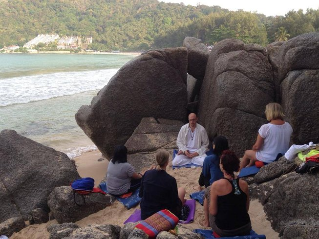 9 Days Bahya Meditation Retreat in Phuket, Thailand