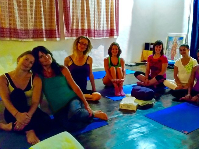 8 Days Yoga Therapy, Ayurveda, and Meditation Retreat in Spain