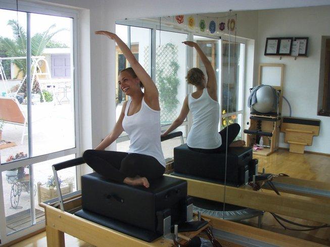 4 Tage Verjüngender Yoga Urlaub in Spanien