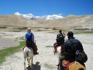 19 Day Once-in-a-Lifetime Horse Trekking Expedition to Mustang, the Last Forbidden Kingdom of Nepal