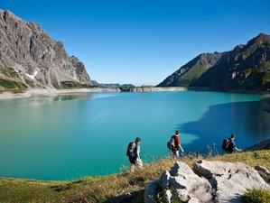 5 Tage Yoga Wellness Retreat mit Golfen oder Wandern in Vorarlberg, Österreich