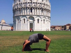 7 Days Mom and Kids Yoga Retreat in Italy