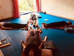4 jours en stage de yoga intégral et yoga-thérapie dans le Perche, France