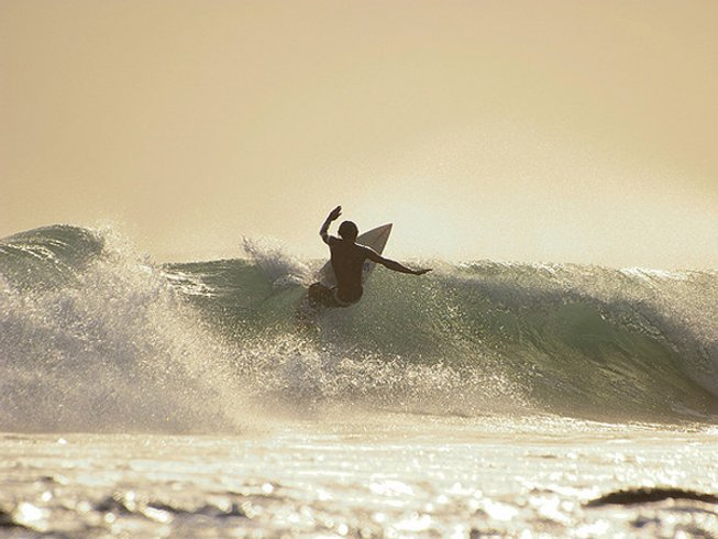 6 Days Beginner Surf Camp for Two in Yeh Kuning, Negara, Indonesia