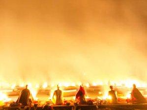 4 Days Tantra Sadhana Weekend with the Indian Master Guruji Aryavart in Nassereith, Austria
