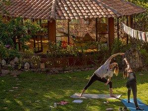 8 días retiro de yoga, estilo de vida yogi y meditación en Urubamba, Perú