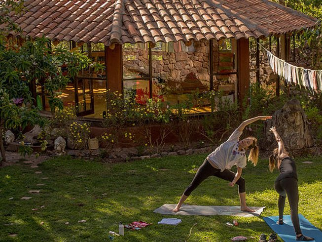 8 Days Yogic Lifestyle and Science Meditation and Yoga Retreat in Urubamba, Peru