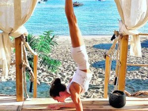 5 Day Iyengar Yoga and Wellness Retreat in an Exceptional Place in Ajaccio, Corsica