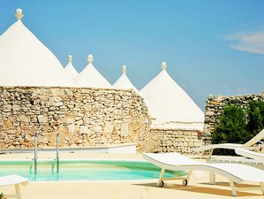 8 Days Summer Glow Yoga Retreat in Puglia, Italy