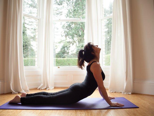 3 jours en stage de yoga, pranayama et méditation, Grande-Bretagne