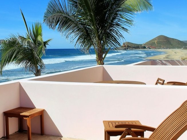 7 Days Beach Yoga Retreat in Mexico