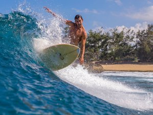 5 Days Intermediate Surf and Yoga Retreat in Puerto Rico