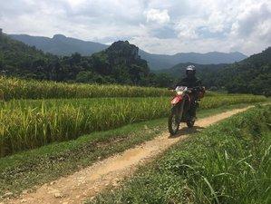 6 Days Vintage Northwest Vietnam Off-Road Guided Motorbike Tour via Mai Chau and Sapa