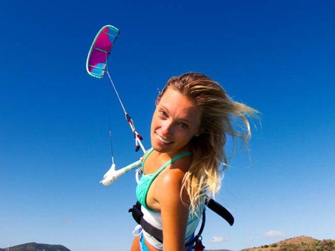 8 Days Adult Kitesurf Camp Lanzarote, Spain