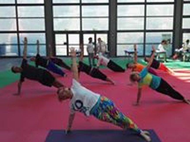 8 Tage Zertifizierte Yogalehrer Ausbildung in Campania, Italien