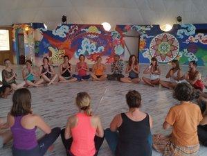 26 Days 200 Hour Yoga Teacher Training in Cadiz, Spain
