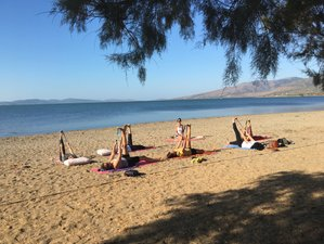 8 Day Pilates and Yoga Retreat for over 50-year old Yogi in Lesbos