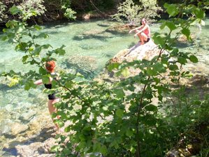 8 jours de yoga nidra dans la nature ensoleillée de Saint-Cézaire sur Siagne, Provence