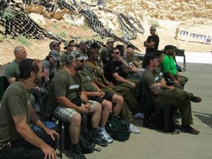 12 Days Krav Maga & VIP Protection Training in Israel