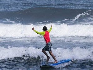 8 Days Ombak Surf Camp in Canggu, North Kuta, Indonesia
