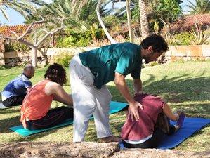 5 días retiro de yoga holístico personalizado en Tenerife, España